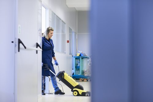 Business Benefits of Commercial Cleaning