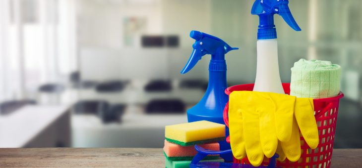 Often Overlooked Areas in Office Cleaning