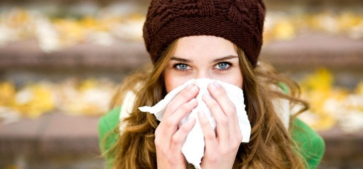 Combating Cold and Flu Season in the Office
